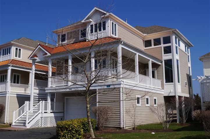 Sandcastle Realty BAYSIDE Rentals at Delaware Beaches